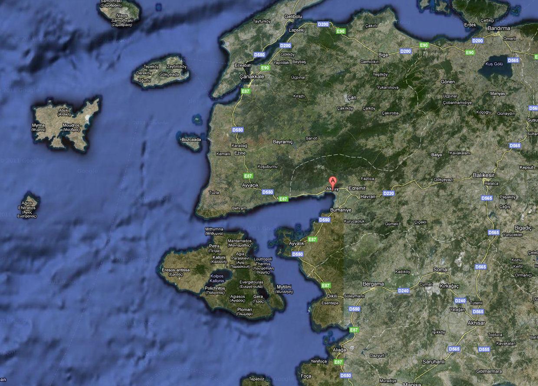 Kuzey Ege'ye Deniz Taksi Geliyor