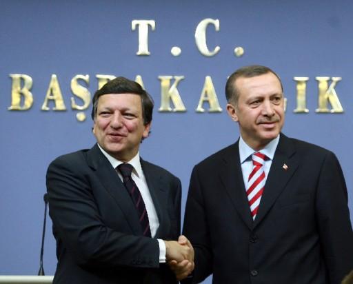 Erdoğan-Barroso Ortak Basın Toplantısı