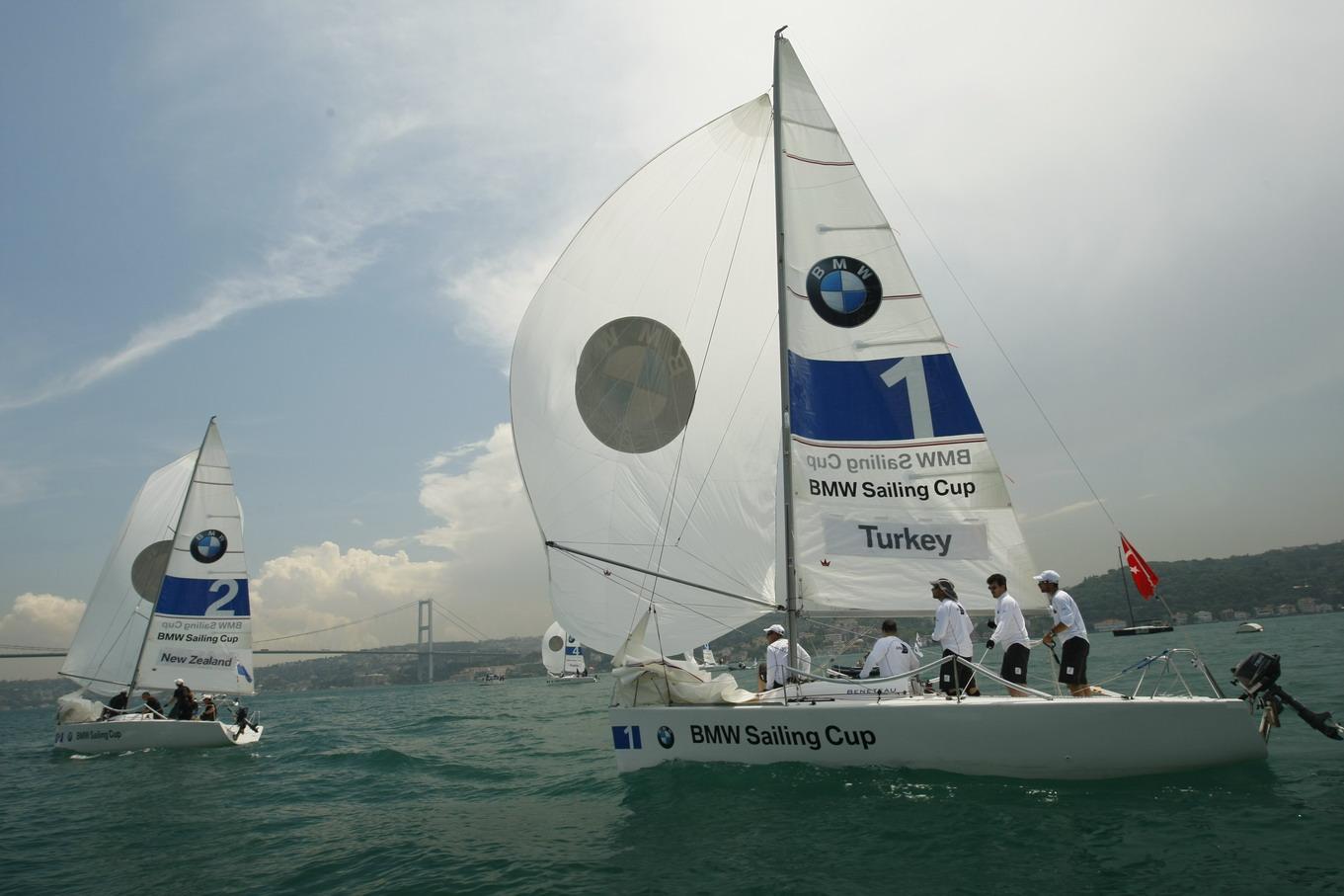 BMW Sailing Cup Uluslararası Finali