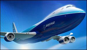 Boeing'e 2007'de rekor sipariş