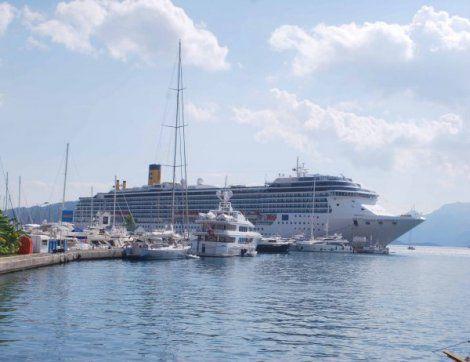 İşte Haziran'da Marmaris'e gelecek gemiler!