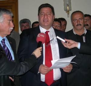 Mira Gemisi Mağdurlarına CHP Sahip Çıktı