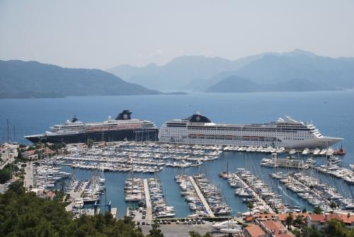 Marmaris Limanı'nı Büyütme Projesi