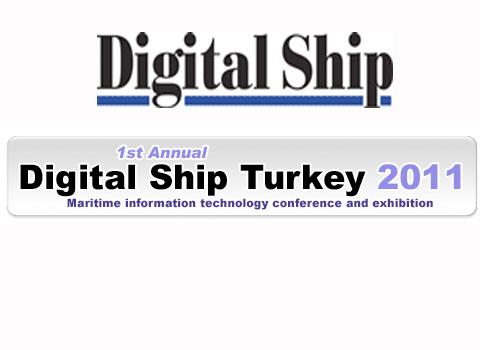 1. Digital Ship Türkiye Konferansı