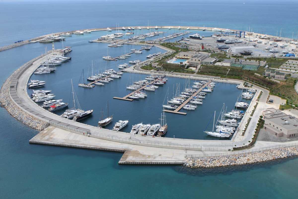 İlk 5 Çıpalı Türk Marinası