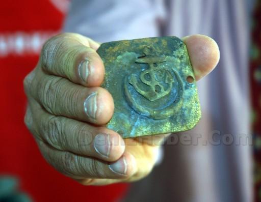 Ertuğrul Fırkateyni kalıntıları Bodrum'da