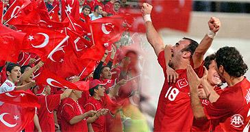 Türkiye:1 B.Hersek:0 Finallerdeyiz...