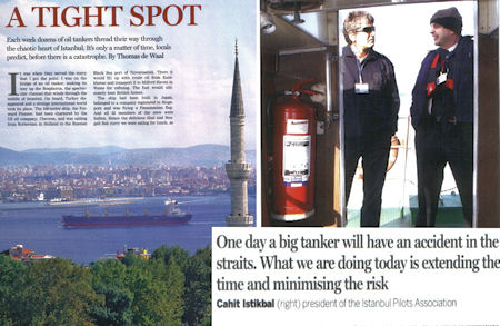 Kılavuz Kaptanlar Financial Times'da