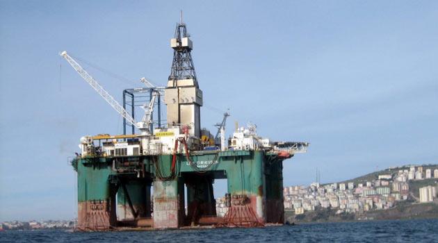 Petrol Arama Gemisi Yapacağız