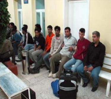 Hatay'da 11 Kaçak Yakalandı
