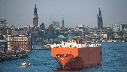 Hamburg Limanı da Krize Yenildi
