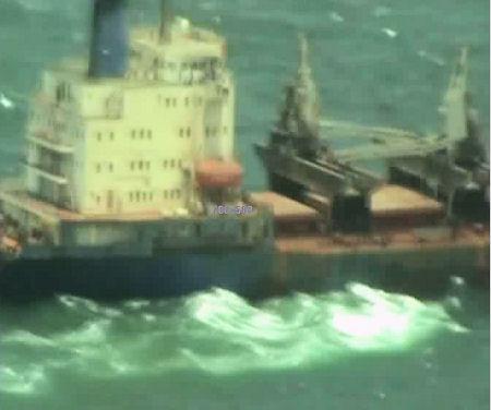 Fırkateynlerin Ayrılmasını Gemi Kaptanı İstemiş