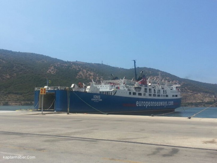 Horizon adlı feribotta zehirlenen gemici öldü