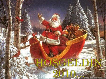 Hoşgeldin 2010... Yeni Yılınız Kutlu Olsun...