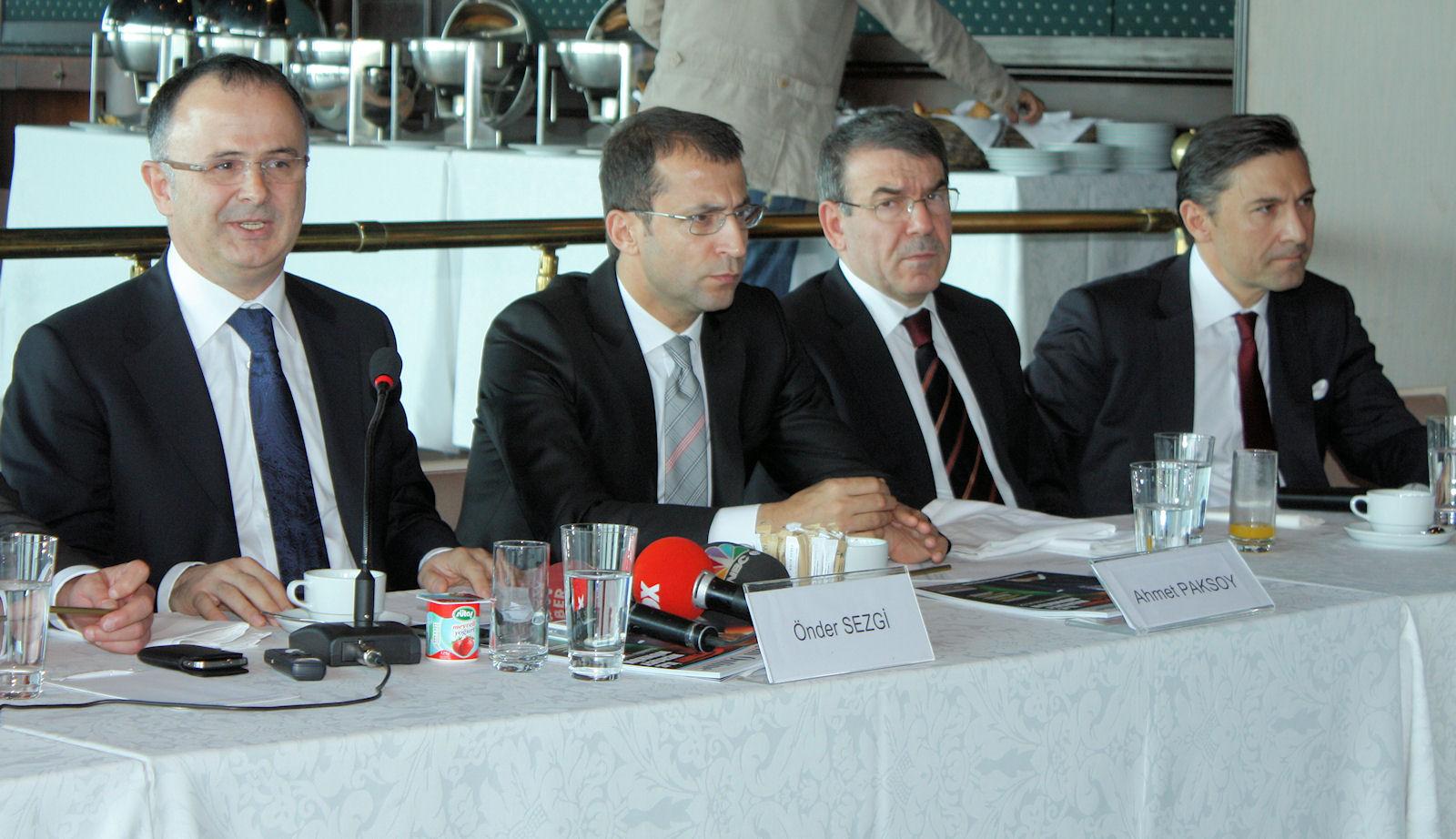 İDO, The Marmara'da Medya İle Buluştu