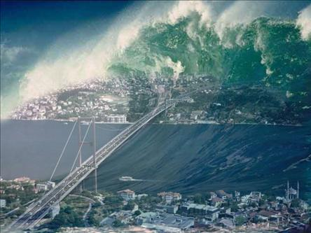 Türkiye'de Tsunami Olur mu?