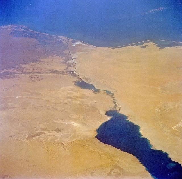 Bin Ladin'den Kızıldeniz'e Köprü