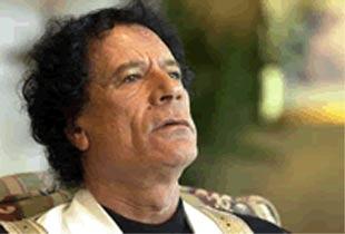 Kaddafi BM'yi Yerden Yere Vurdu