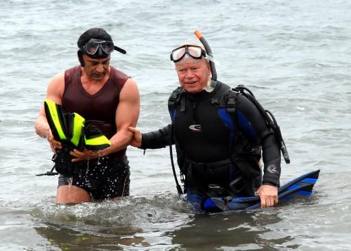 Komando Yüzme Hazırlıklarına Başladı