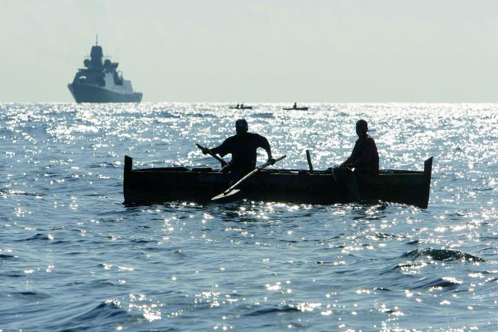 Somalili Korsanlar Tez Konusu Oldular