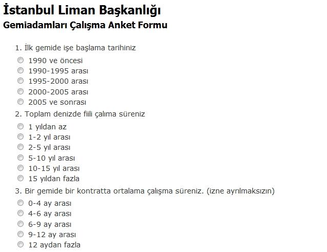 Türk Gemiadamı Profili Çiziliyor