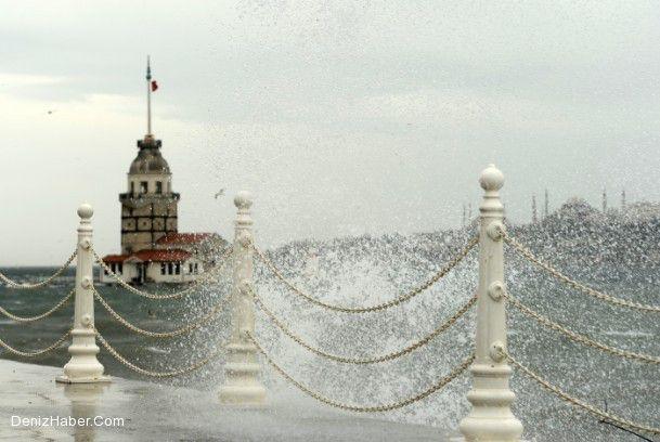İstanbul, Bursa ve Çanakkale'de Bir Çok Sefer İptal