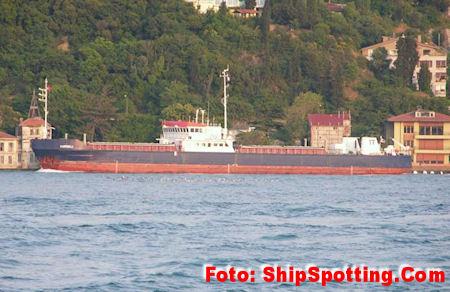 Çanakkalede Yine Gemi Arızası....