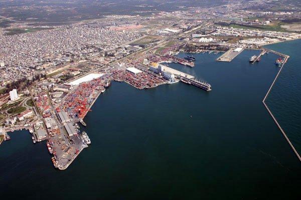 Mersin Limanı Elleçleme Rekortmeni