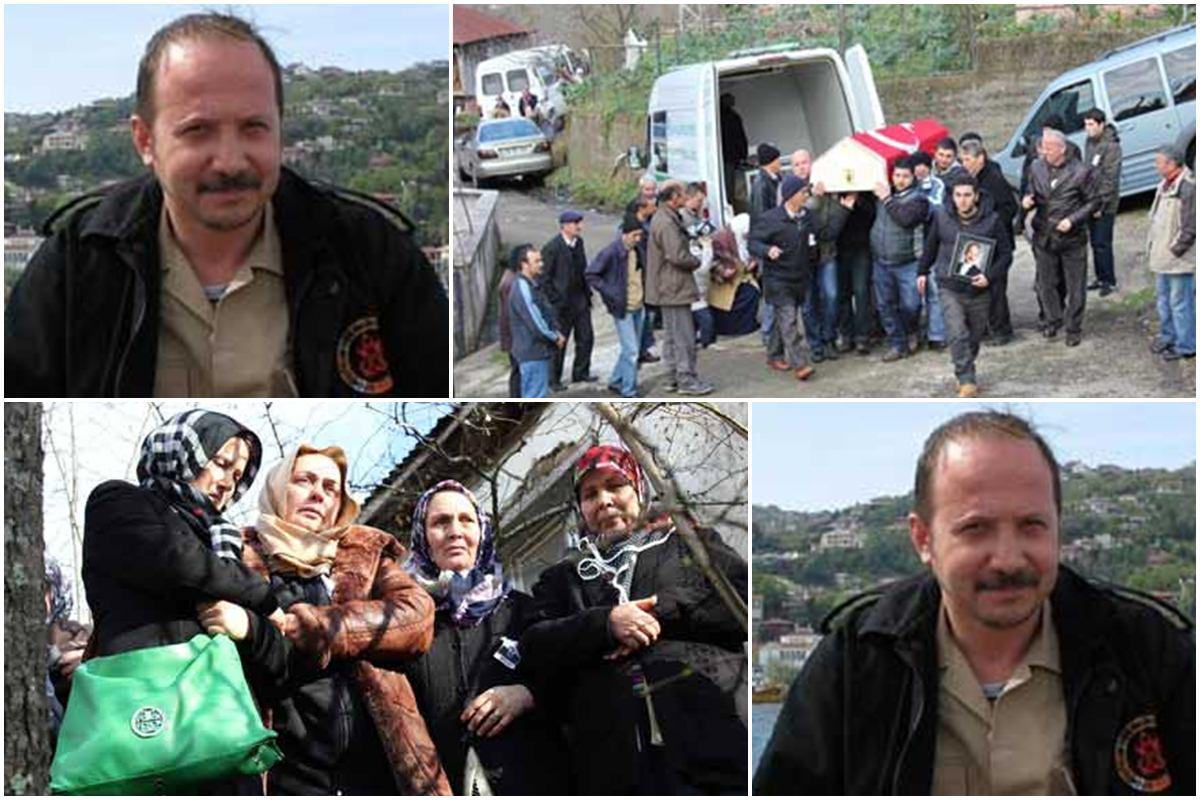 Mehmet Genç, Giresun'da Toprağa Verildi
