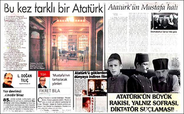 """""""Mustafa"""" Hakkında Kim Ne Demiş"""