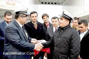 Büyükşehir'den Gemi Belgesi