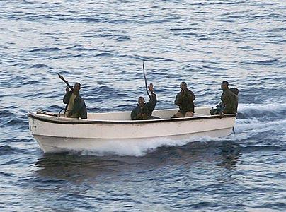 Korsanlardan Rum Bandıralı Gemiye Füze