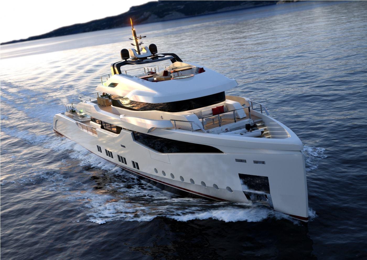 RMK Marine-Hot Lab Yacht & Design