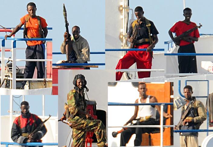 Somali'de Korsanlık En Önemli Statü