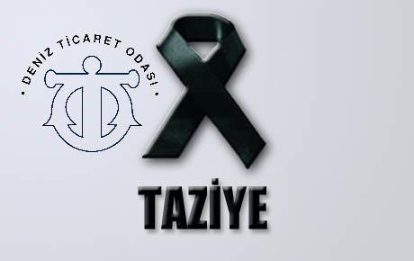 IMEAK DTO, Taziye Mesajı yayınladı