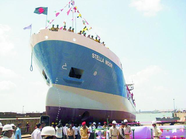Bangladeş Tersanelerine Büyük Sipariş