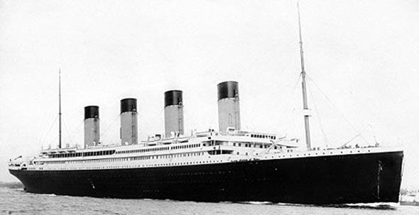 Titanic'ten Geriye Hiçbir Şey Kalmayacak