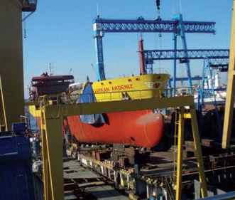 Kredi yokluğundan gemiler tamamlanamıyor