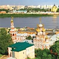 Beyaz Gecelerde Volga Rüyası
