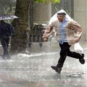Yağmur Heryerde Cefa Çektirdi