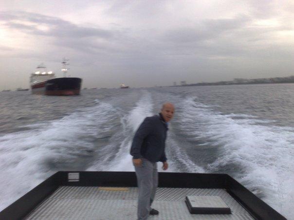 Yıldıray Gemi Acenteliğinin acı kaybı