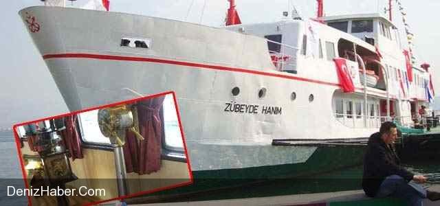 Zübeyde Hanım Gemisi Jilet Olacak Söylentisi...