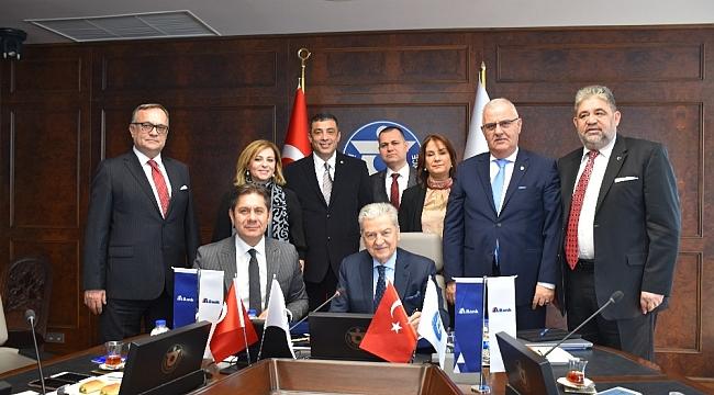 İzmir Ticaret Odası üyelerine kredi kolaylığı