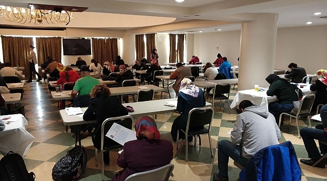 Kuzey Amerika Programları sınavları tamamlandı