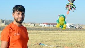 Mardin uçurtmaları Türkiye'yi temsil edecek