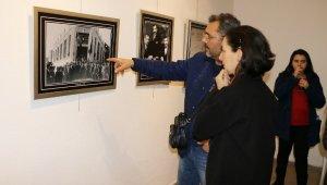 '87 yıl önce Atatürk ve Aydın' sergisi açıldı