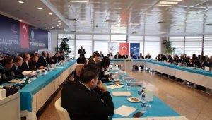 HANKOK toplantısında havalimanı güvenliği konuşuldu