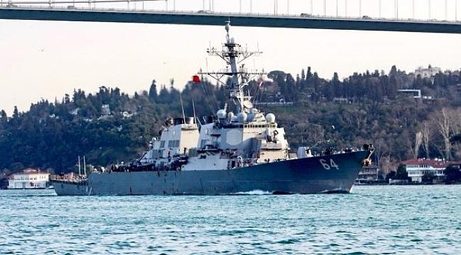 ABD Karadeniz'de yeni elektronik harp sistemini denedi