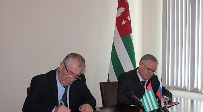 Abhazya'da balıkçı teknelerinin güvenliği sağlanacak