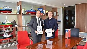 Avrupa ve Türkiye'nin ilk IMO Tier III römorkörü UZMAR'dan